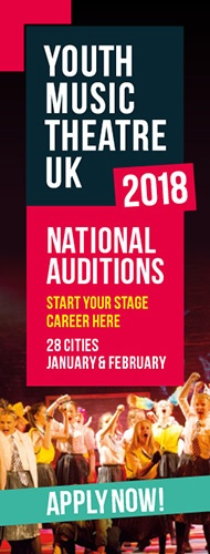 YMT National Auditions 2018