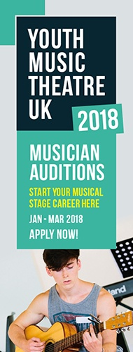 YMT National Musician Auditions 2018