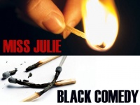 Miss Julie / Black Comedy