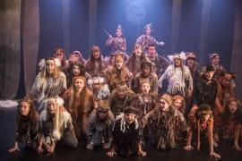 British Youth Music Theatre - BYMT - Gemma Ward