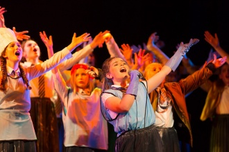 Youth Music Theatre UK - National Auditions 2018