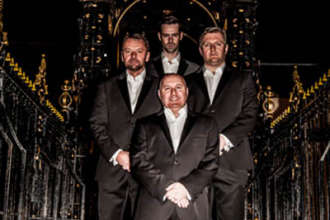 Theatre Review: Bouncers, Royal Court Theatre, Liverpool