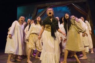 Gulliver's Travels - New British Musicals - Youth Music Theatre UK