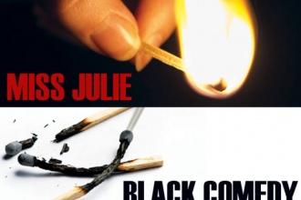 Miss Julie / Black Comedy