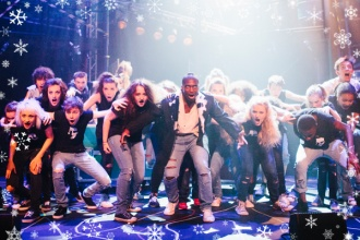 Youth Music Theatre UK - Let it Snow! 2014 - Youth Theatre