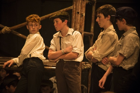 Paperboy - Youth Music Theatre UK