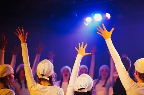 More in Common - New British Musicals - Youth Music Theatre UK