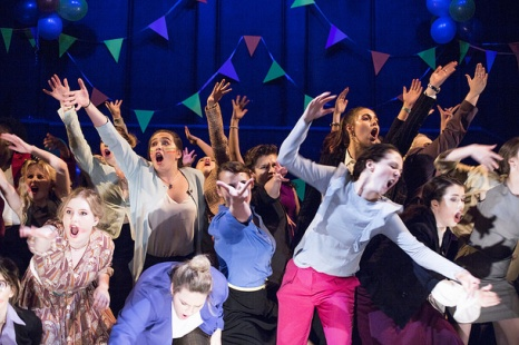 Youth Music Theatre UK - YMT- Gemma Ward