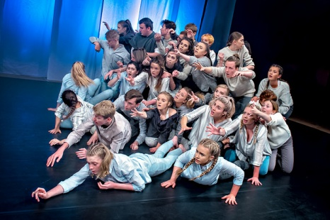Youth Music Theatre UK - YMT - Ant Robling