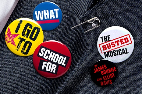 What I Go To School For the Busted musical - Youth Music Theatre UK - YMT