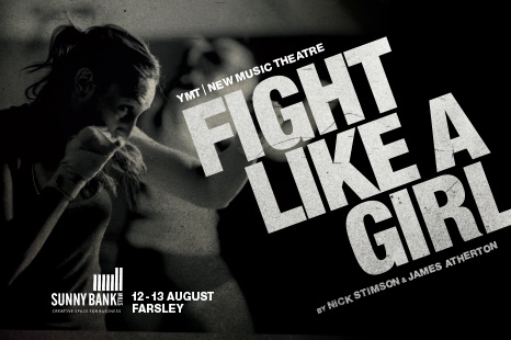 Fight Like a Girl - Youth Music Theatre UK - YMT 2016