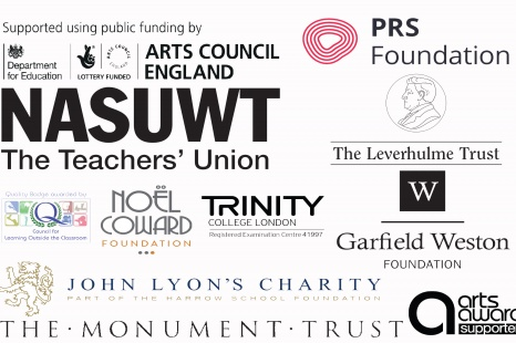 Youth Music Theatre UK - Supporters