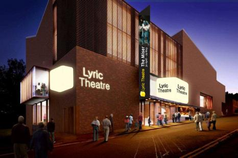 Lyric Theatre Belfast