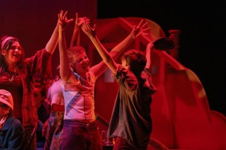 A Teenage Opera - New British Musicals - Youth Music Theatre UK