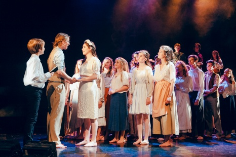 A Winter's Tale - Youth Music Theatre UK - Summer Season 2018