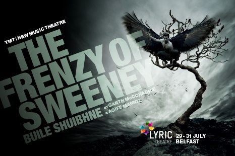 The Frenzy of Sweeney  (Buile Shuibhne) - Youth Music Theatre UK - YMT 2016