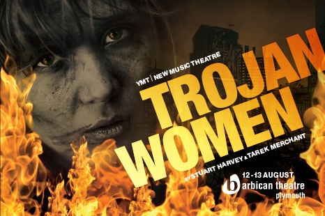 Trojan Women - Youth Music Theatre UK - YMT