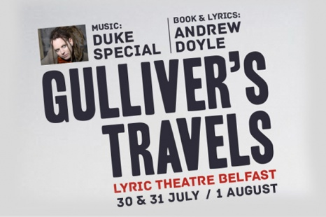 Gulliver's Travels - Youth Music Theatre UK - Duke Special - YMT - Youth Theatre