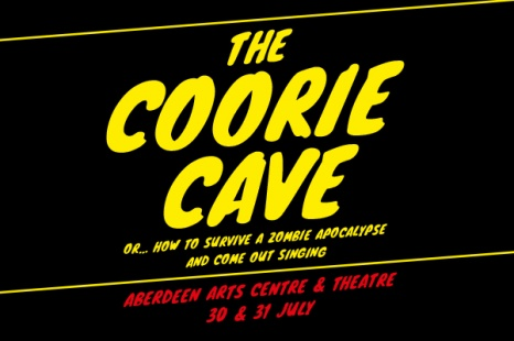 Youth Music Theatre UK - The Coorie Cave 2015 - YMT - Youth Theatre