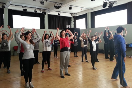Youth Music Theatre UK - National Auditions 2017 - YMT - Youth Theatre