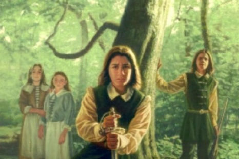 The Children of the New Forest - New British Musicals - Youth Music Theatre UK