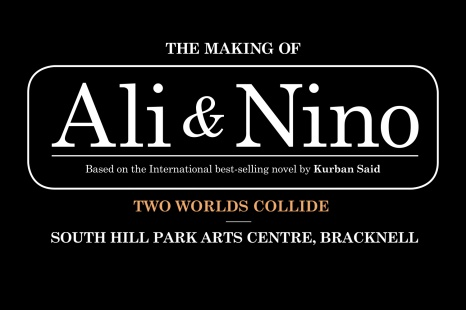 YMT Summer Season - The Making of Ali & Nino 2014