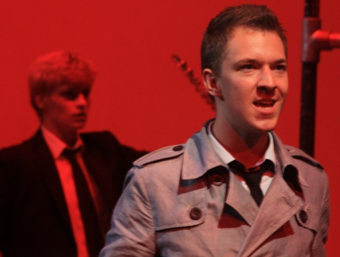 Adam Cooper - Song for Eurydice - YMT Alumni - Youth Music Theatre UK - YMT Blog
