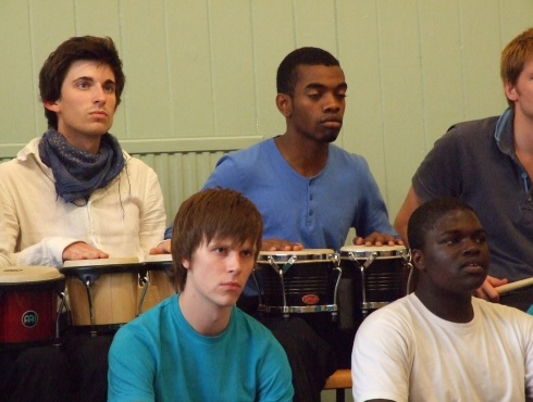 Sunny Moodie, Joshua Tonks, Jaygann Ayeh, Gabriel Mokake, YMT Alumni, Youth Music Theatre UK Rare Dreams