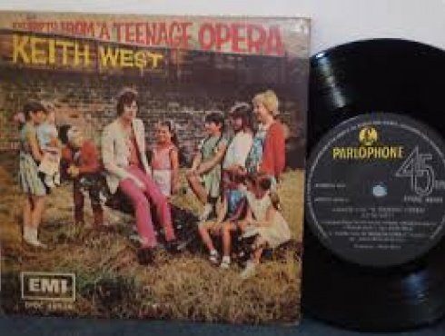 A Teenage Opera - Keith West & Mark Wirtz