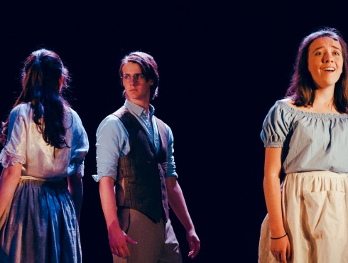 Tess of the d'Urbervilles - Youth Music Theatre UK