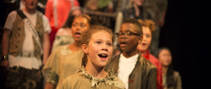 Children of the New Forest - YMT Summer Season 2017