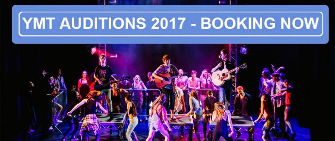 YMT 2017 Auditions