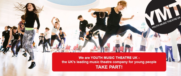 YMT - the UK's leading music theatre company for young people