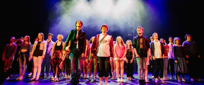 Youth Music Theatre Uk