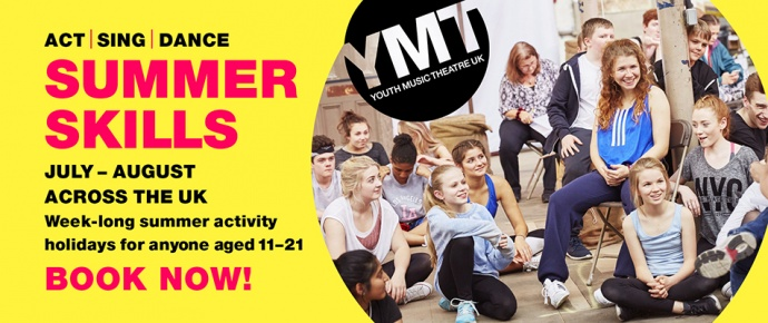 Summer Skills Courses with YMT