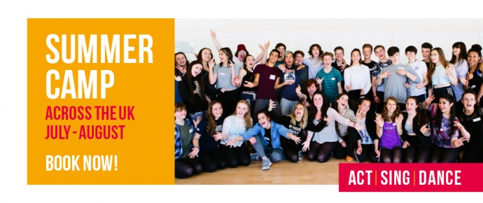 Musical Theatre Summer Camp with YMT