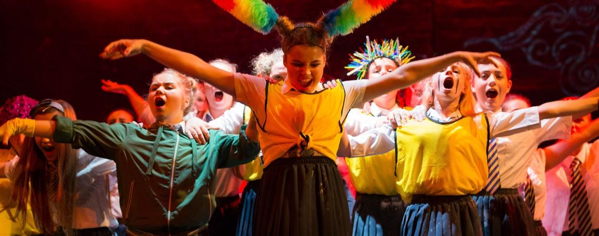 Shows | British Youth Music Theatre