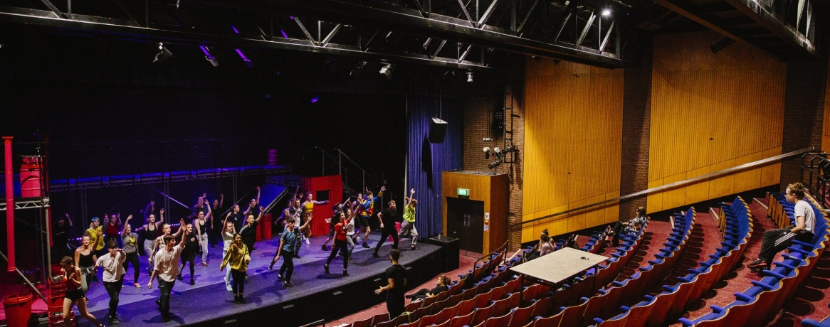 BYMT - British Youth Music Theatre
