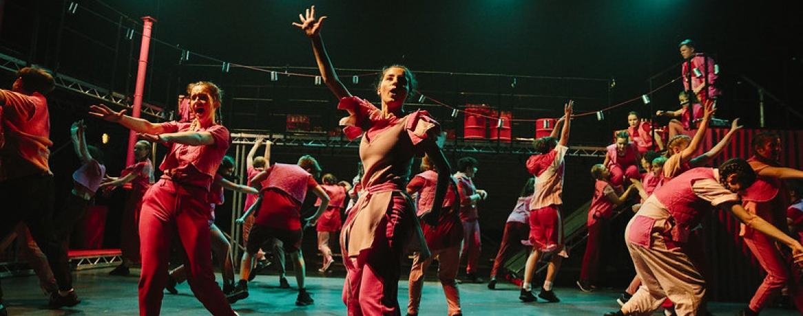Extinction - British Youth Music Theatre