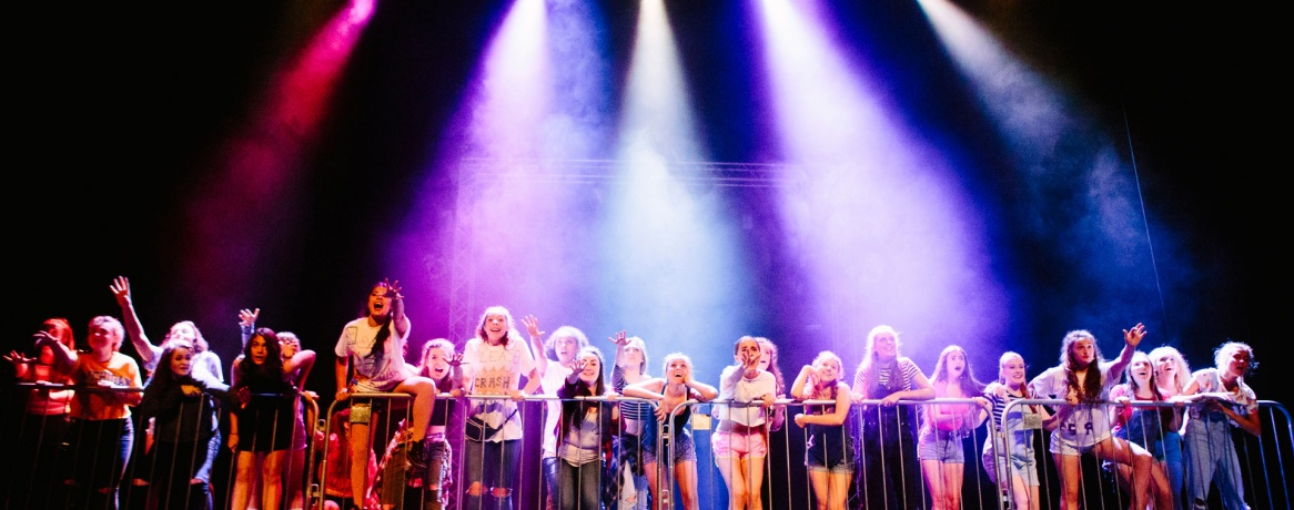 What I go to School for - British Youth Music Theatre