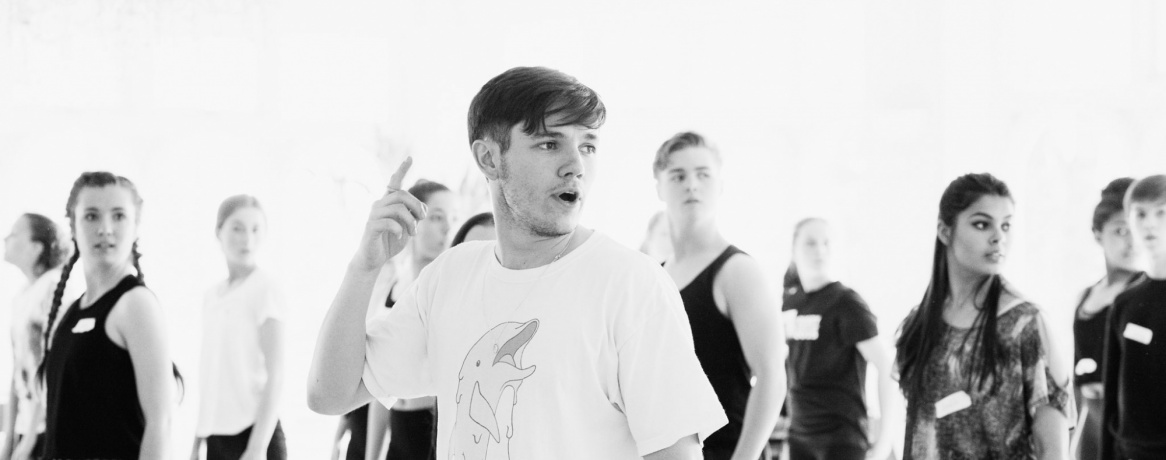 Boot Camp - BYMT - British Youth Music Theatre