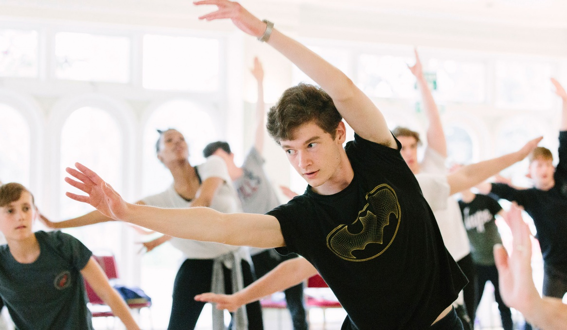 Boot Camp - British Youth Music Theatre BYMT