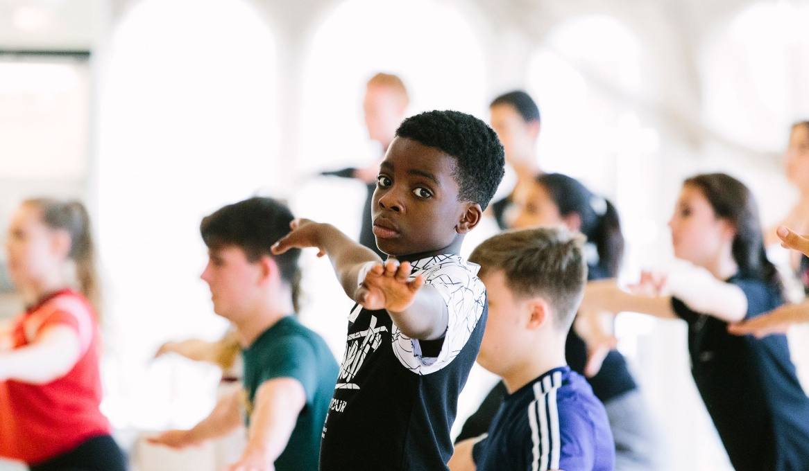 British Youth Music Theatre - Summer Camp