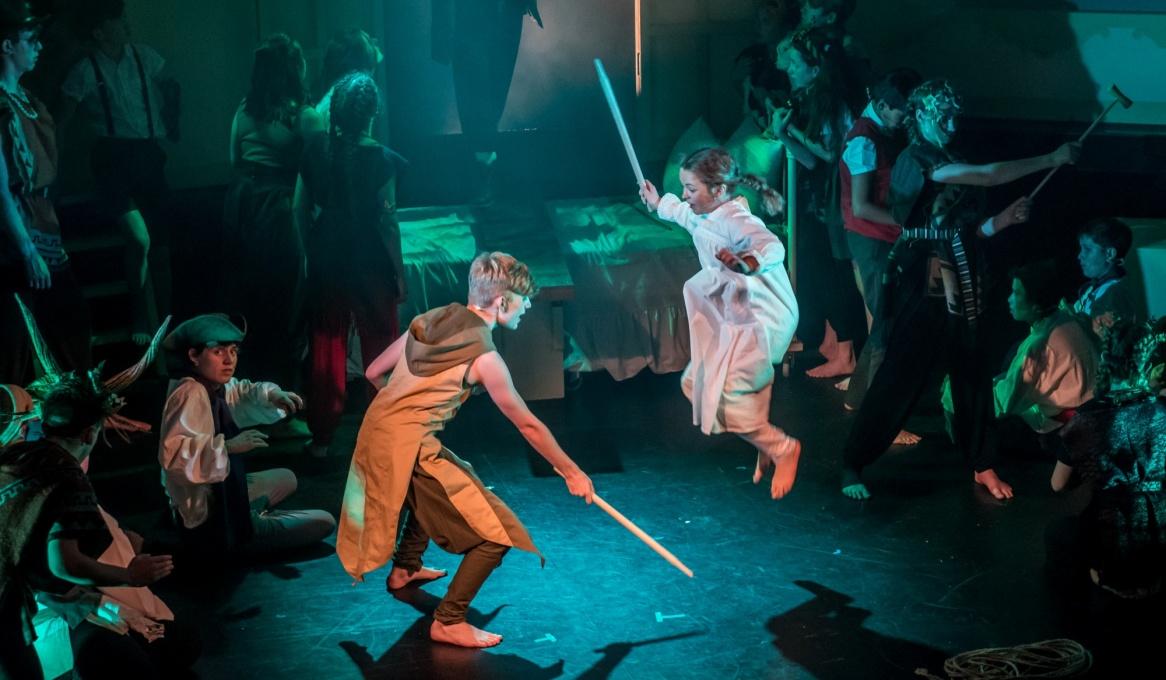 Peter Pan - British Youth Music Theatre