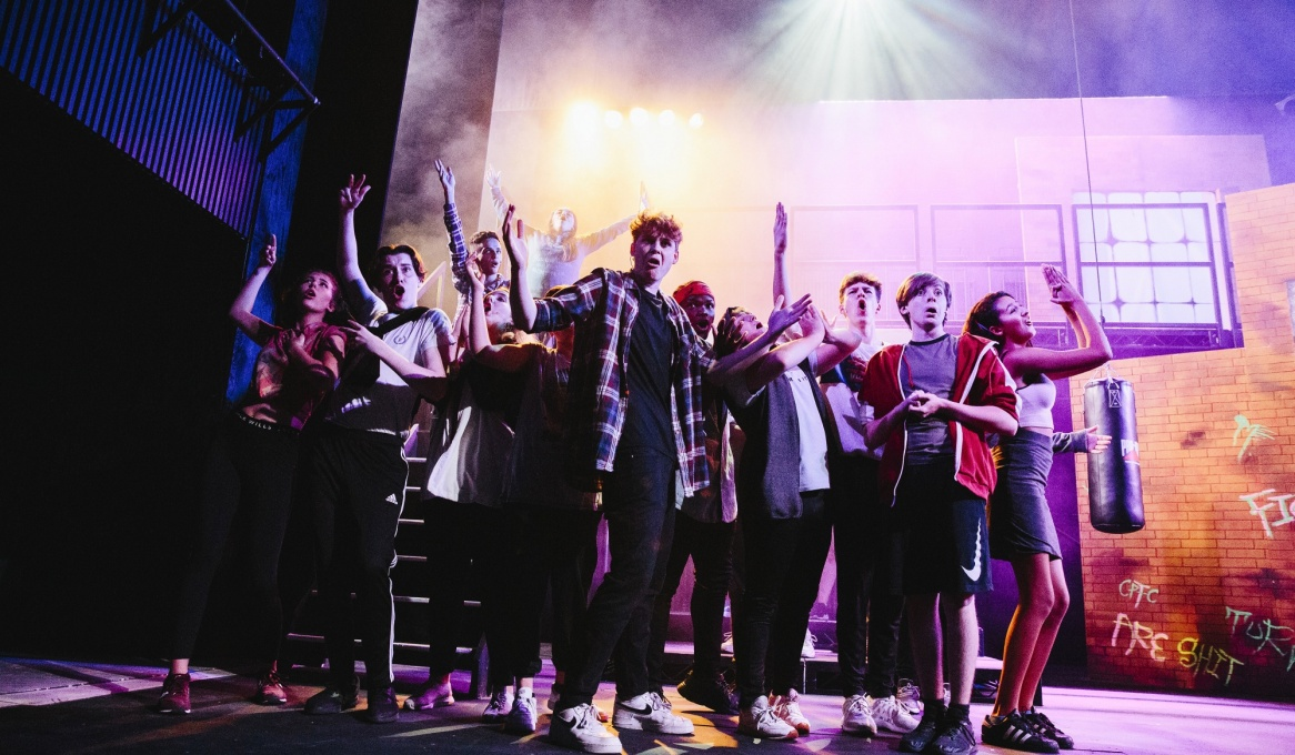 BYMT - British Youth Music Theatre - Babies