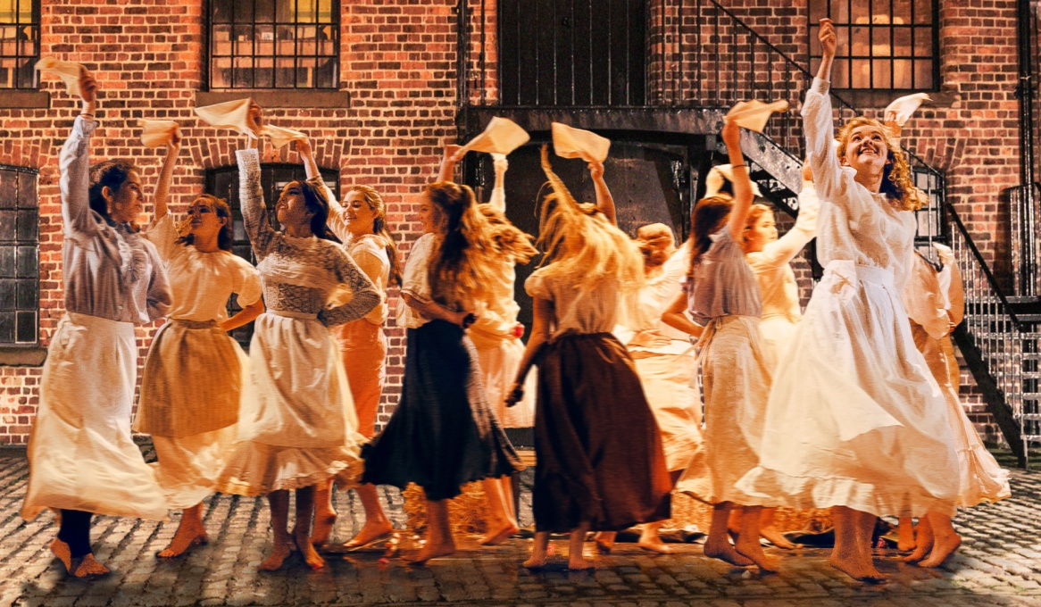 The Dickens Girls - British Youth Music Theatre