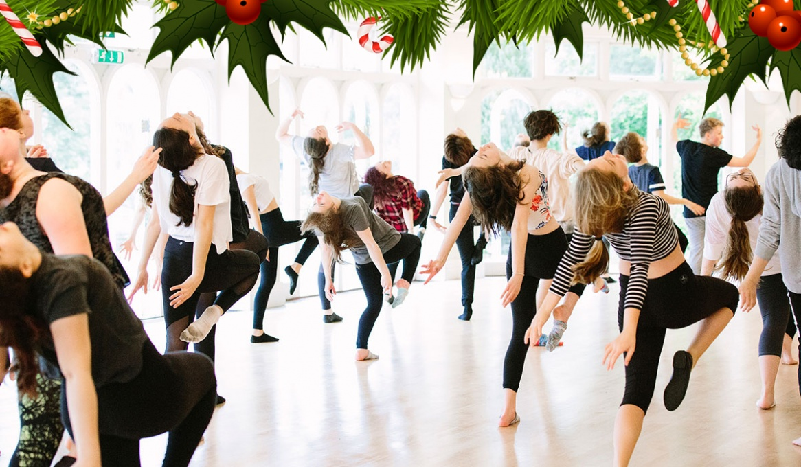 British Youth Music Theatre -  BYMT - Musical Theatre Christmas Camp