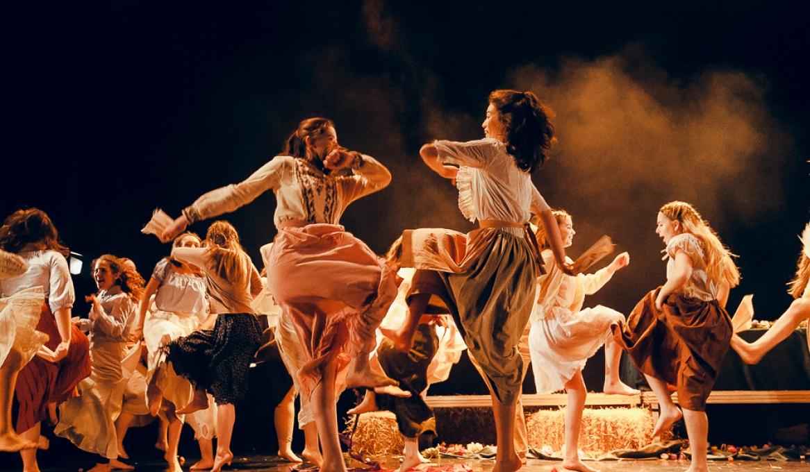 The Dickens Girls - British Youth Music Theatre