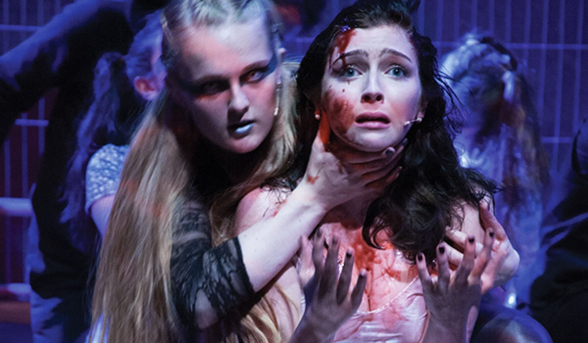 Youth Music Theatre UK - Macbeth 2015 - YMT - Youth Theatre