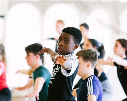 British Youth Music Theatre - Summer Camp